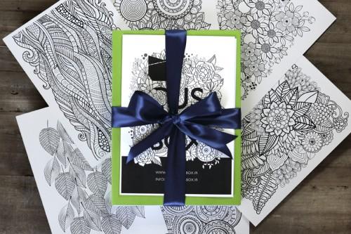 رنگ خلاقیت - کارتهای خلاقیت برای افزایش خلاقیت مشتریان شما