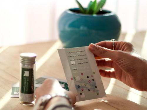 شیشه فال من - هدیهای فرهنگی و جذاب برای نوروز