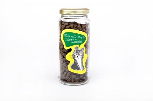 غذای مهربانی گربه - با طبیعت و حیوانات مهربان باشیم