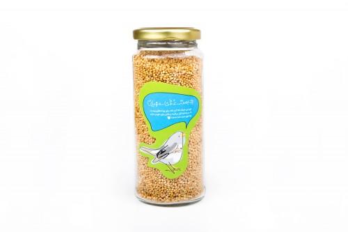 غذای مهربانی پرنده - با طبیعت و حیوانات مهربان باشیم